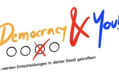 Democracy and you!